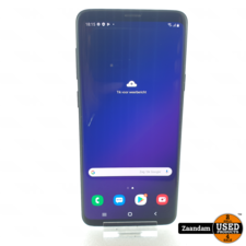 Samsung Galaxy S9 Plus 64GB Zwart | Incl. garantie