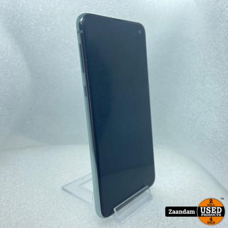 Samsung Galaxy S10e 128GB Prism Groen | Incl. garantie