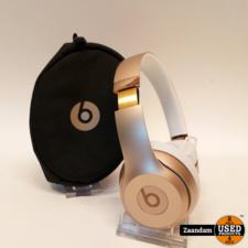 Beats Solo 3 Wireless Hoofdtelefoon Rose Gold | Nette staat