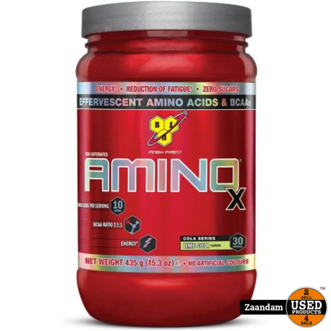 BSN Amino X Nutrition Lime Cola | Nieuw in seal