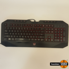 Acer Predator SK-9627 Wired Keyboard | Incl. garantie