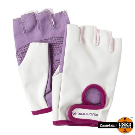 Rucanor Fitness Handschoen Paars | XL | Nieuw in doos
