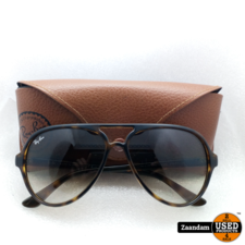 RayBan RB4125 Bril | Incl. hoes