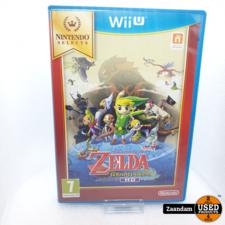Nintendo Wii U Game: Zelda the Windwaker