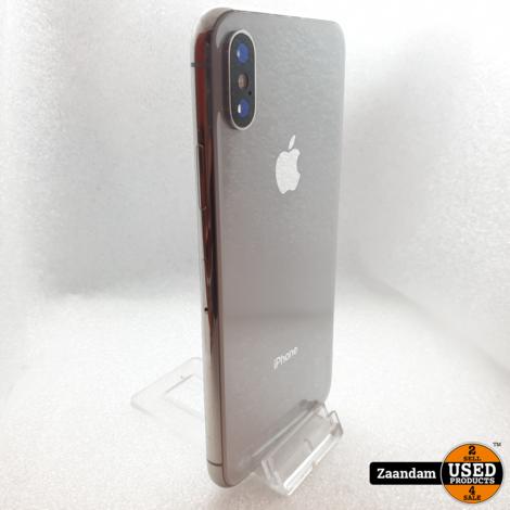 Iphone X 64GB Silver | Incl. garantie