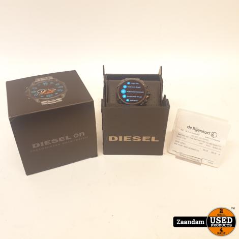 Diesel On Full Guard 2.5 Smart Watch Zwart | DW601 | Z.G.A.N. in doos