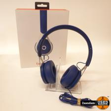 Beats by Dre EP Hoofdtelefoon Blauw | Zo goed als nieuw