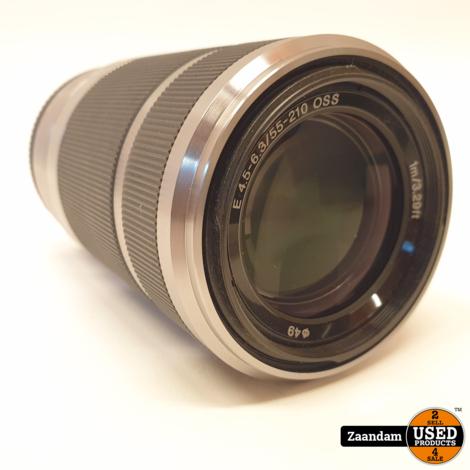 Sony SEL 55-210 Objectief | E-Mount | In nette staat