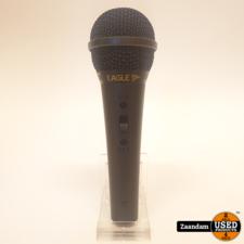 Eagle G158A dynamic microphone   Gebruikt, maar in degelijke staat