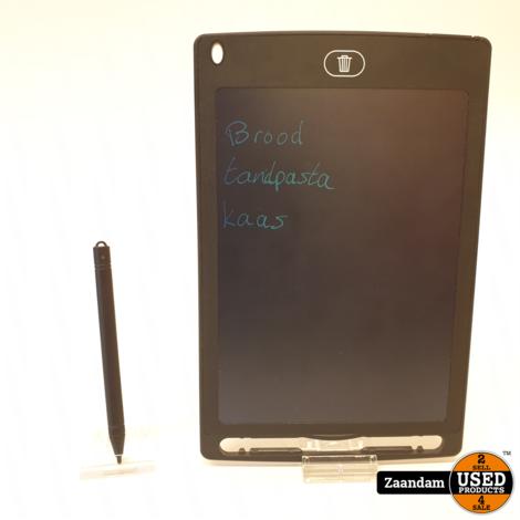 Technosmart 8,5 Inch Digitaal Schrijftablet Kids | Incl. garantie