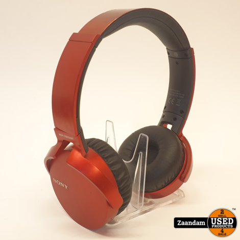 Sony MDR-XB650BT Zwart Bluetooth Hoofdtelefoon   Nette staat