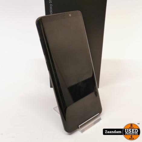 Samsung Galaxy S9 Plus 64GB Zwart | Nette staat