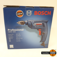 Bosch Professional GBM 320 Boormachine | Nieuw in seal