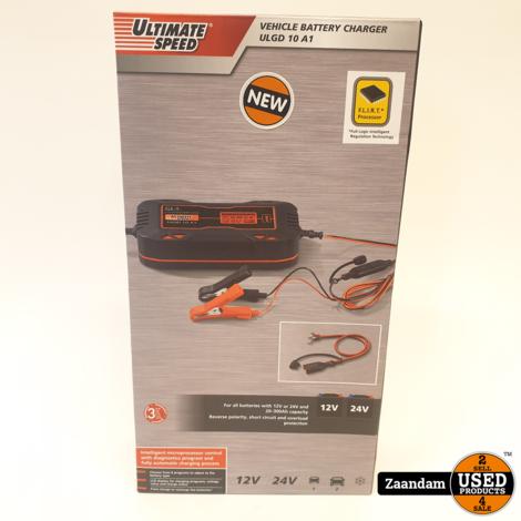 Ultimate Speed ULGD 10 A1 Batterij oplader voor voertuigen | Nieuw in Seal
