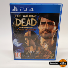 Playstation 4 Game: The Walking Dead A New Frontier