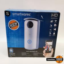 Smartwares VD40W Wifi Doorbell HD |  Nieuw in doos
