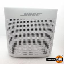 Bose Soundlink Color II Bluetooth Speaker Wit   Incl. garantie
