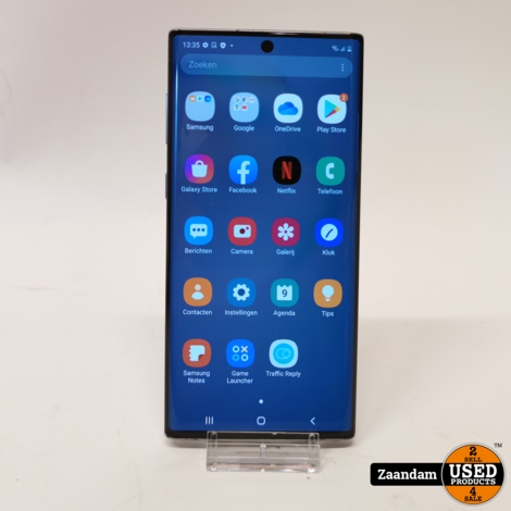 Samsung Galaxy Note 10 256GB  Silver | Nette staat