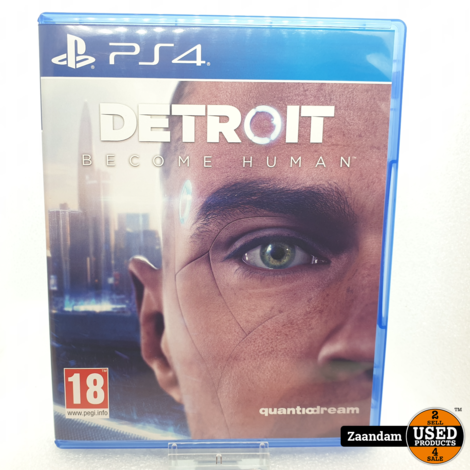 Playstation 4 Game: Detroit Become Human