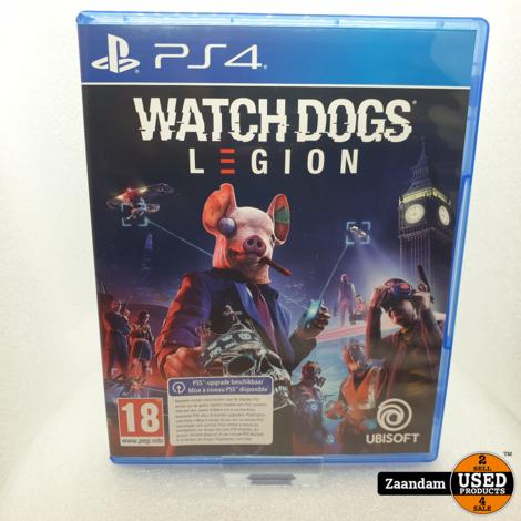Playstation 4 Game: Watch Dogs Legion