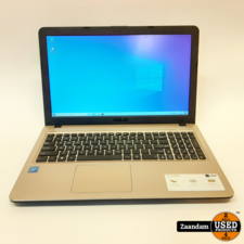 Asus X540NA-DM083T Laptop | IC | 4GB | 128GB GB | Incl. lader