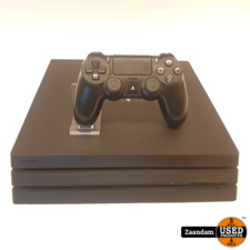 Playstation 4 Pro 1TB Black | Incl. garantie