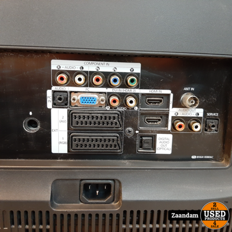Samsung LE40A559P4FXXC Full HD Televisie Zwart | Incl. Garantie