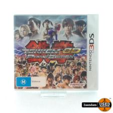 Nintendo 3DS Game: Tekken 3D Prime Edition