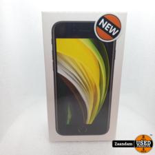 Apple iPhone SE 2020 64GB Zwart | Nieuw in seal