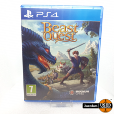 Playstation 4 Game: Beast Quest