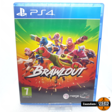 Playstation 4 Game: Brawlout