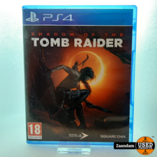 Playstation 4 Game: Shadow of the Tomb Raider