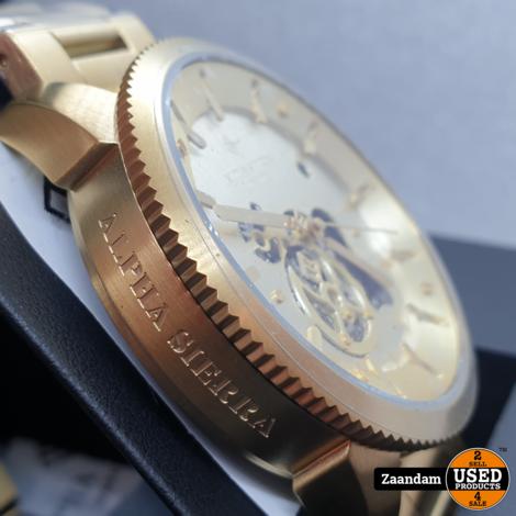 Alpha Sierra HeartBeat G105 Limited Edition Horloge | Automaat | Nieuw in doos