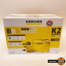 Kärcher K2 Classic Hogedruk Reiniger | Nieuw in doos