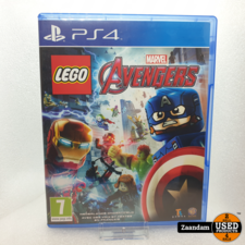 Playstation 4 Game: Lego Marvel Avengers