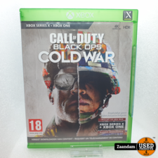 XBox One Game: Call of Duty Black Ops Cold War | Nieuw in seal