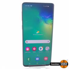 Samsung Galaxy S10 128GB Dual Sim Blauw | Incl. garantie