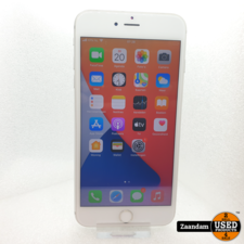 iPhone 6s Plus 64GB Silver | In nette staat