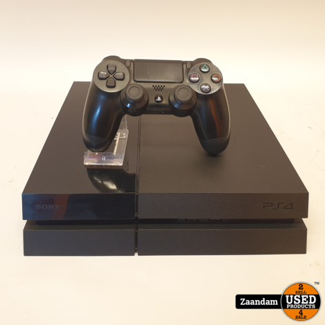 Playstatiom 4 500GB Zwart | In nette staat