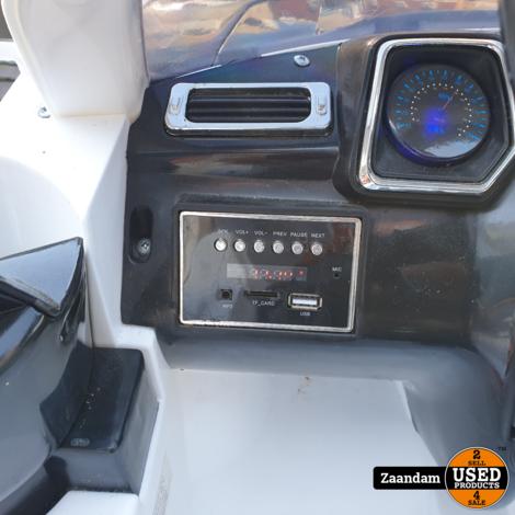 Electrische Politie Auto | Incl. garantie en afstandsbediening