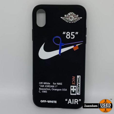 Nike Air Off-White Telefoonhoes | 12/12 Pro | Nieuw in seal