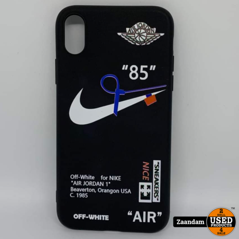 Nike Air Off-White Telefoonhoes | 12 Pro Max | Nieuw in seal