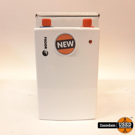 Fagor FI-6 Electrische Keukenboiler | Nieuw in doos