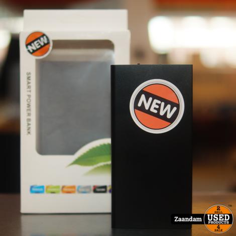 Powerbank 20.000MAH | Incl. Mini Zaklamp | Nieuw in doos