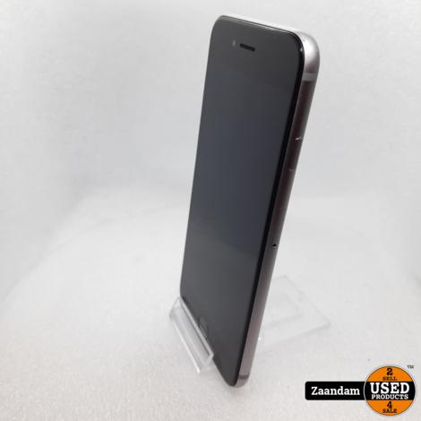iPhone 6s 64GB Space Gray | Incl. nieuw scherm en garantie