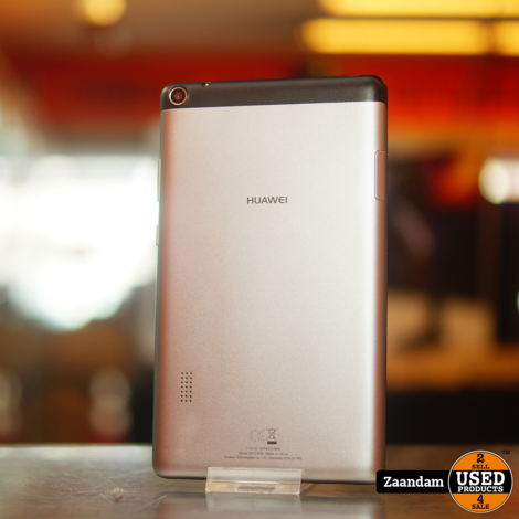 Huawei Mediapad T3 7.0Inch 8GB Grijs | Incl. garantie
