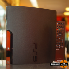 Playstation 3 Slim 160GB Zwart   Incl. garantie
