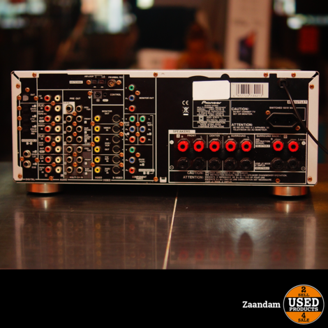 Pioneer VSX-1015 Audio Video Multichannel Receiver   Incl. garantie