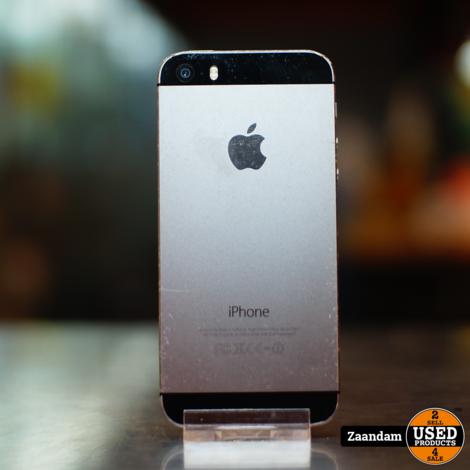 iPhone 5S 16GB Space Gray | Incl. garantie