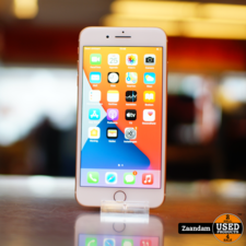 iPhone 8 Plus 256GB Gold   Nette staat